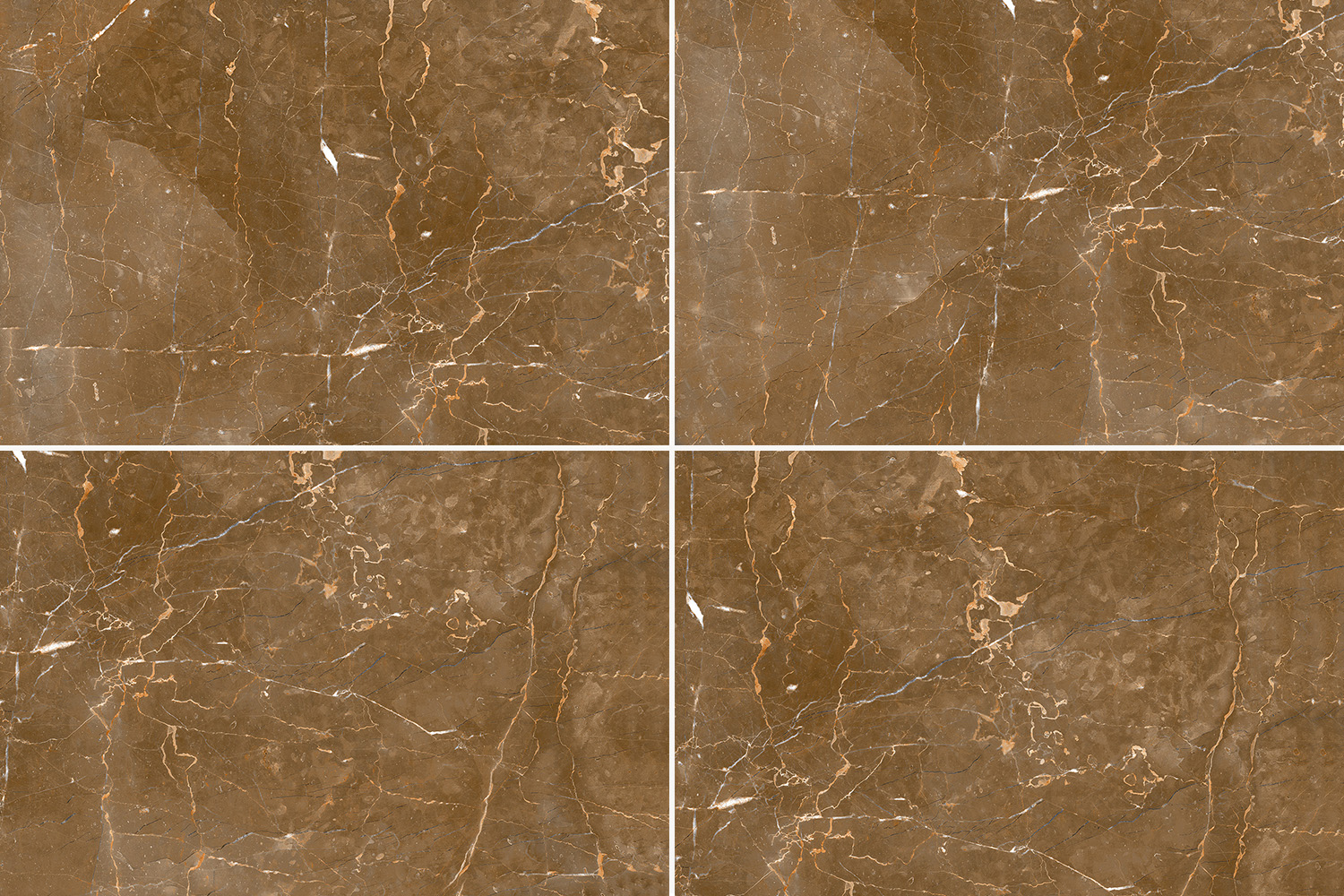 Different Marble Laying Methods Are Jointless Visualez